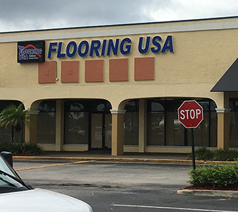 Flooring USA 10,000sf Designer Showroom
