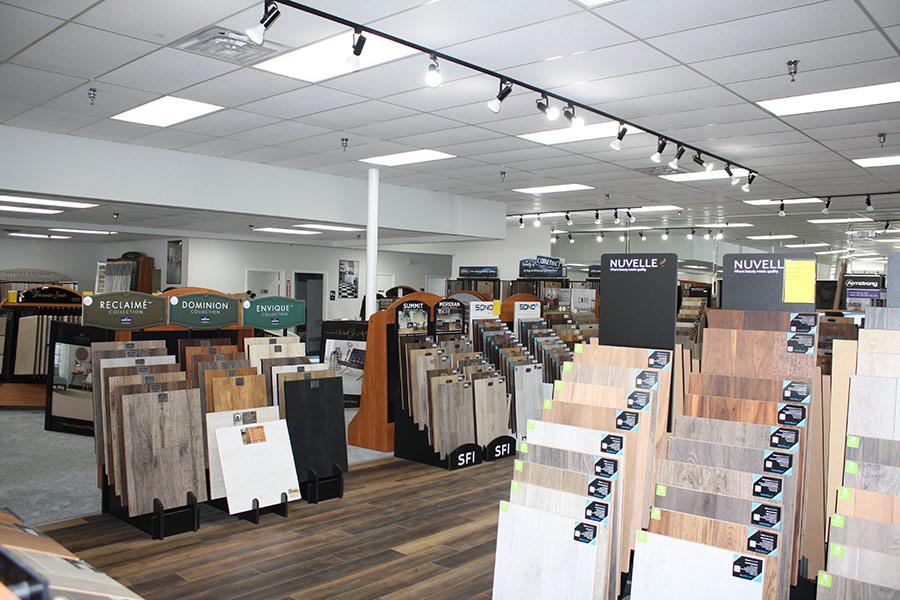 Flooring USA design center showroom in Stuart, FL
