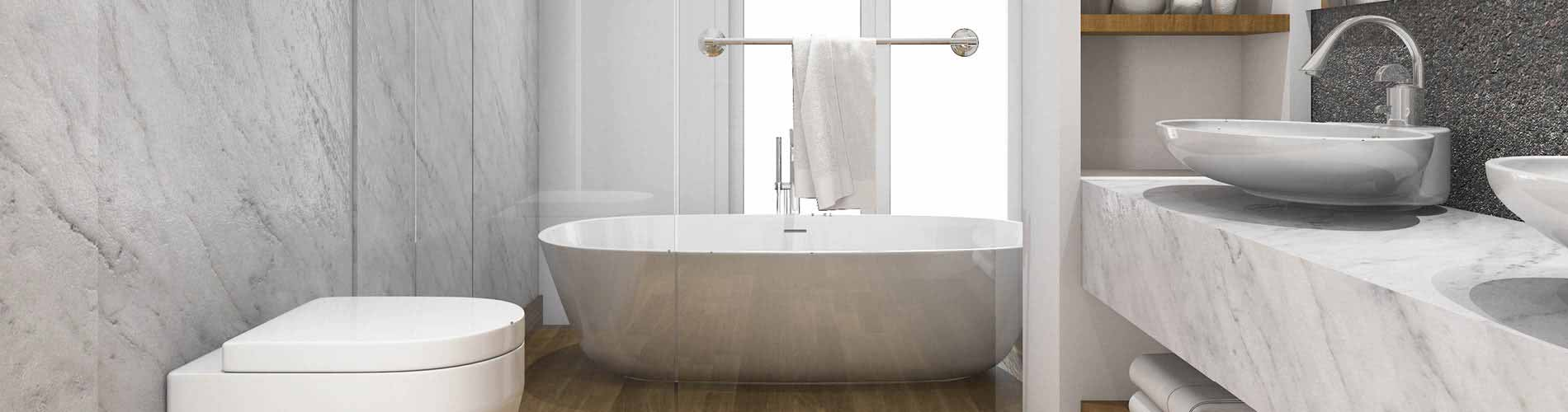 Bathroom Remodeling by Flooring USA in Stuart