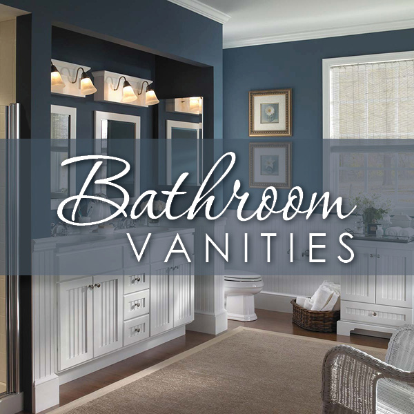 Bathroom Vanities at Flooring USA in Stuart