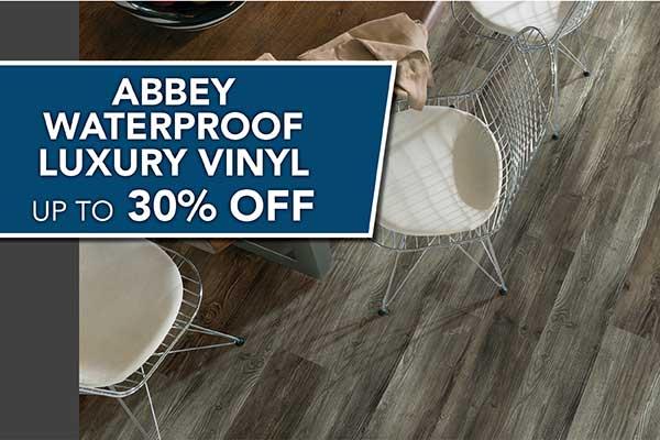 Alexander Smith luxury vinyl sale up to 30% off at Flooring USA Kitchen and Bath Design Center