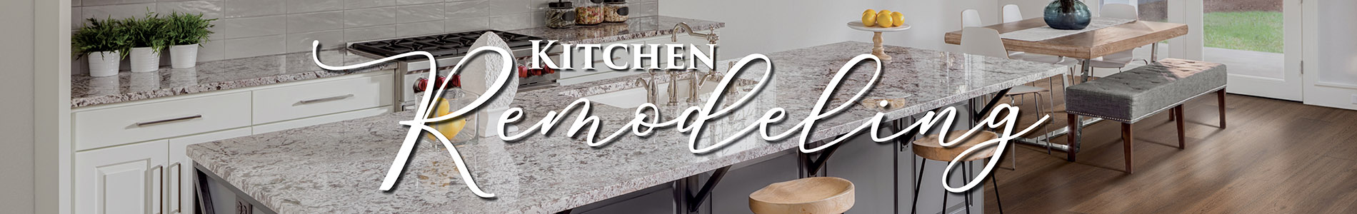 Kitchen remodeling at Flooring USA