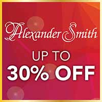 Alexander Smith flooring sale. Save up to 30% off at Flooring USA