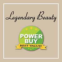 Legendary Beauty Power Buy Best Value